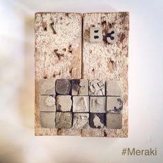 My Meraki - | Scarti degli Scarti | Cemento, scarti metallici, legno da cassero.