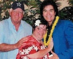 ON APRIL 25 2007, MY HUSBAND JOHN AND I  MET DANNY COUCH FOR THE FIRST TIME AND HEARD HIS BEAUTIFUL MUSIC,OF ALOHA