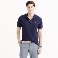 Lacoste® for J.Crew polo shirt : polos | J.Crew