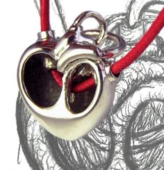 Core - Modern Anatomical Heart Pendant #jewelry #necklace