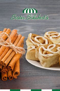 It's National Just Because Day! Why not surprise your family with a warm pan of sweet, freshly baked Sister Schubert's Cinnamon Rolls? You know ... just because.