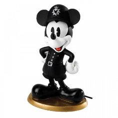 Enchanting Peace & Order Mickey Mouse Policeman 24,4 cm