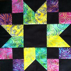 Using Quilt Block Chain Piecing & Directional Pressing for Perfect Point Alignment Quilting Tutorials, Quilting Projects, Quilting Designs, Sewing Designs, Quilting Ideas, Sewing Ideas, Quilt Block Patterns, Pattern Blocks, Quilt Blocks