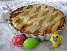 more Easter pie
