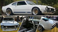 Ford Maverick '72. Proyecto UnderDog.
