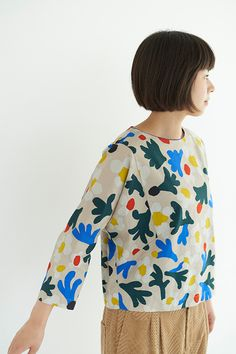 marguerite blouse | minä perhonen