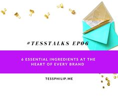 6 Essential Ingredients At The Heart Of Every Brand