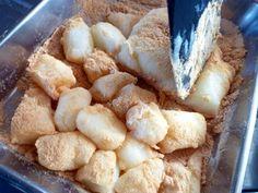 食べやすいようちょっとひと手間。一口大に包丁でカットしたりと、好みの形に成形するのもオススメです。