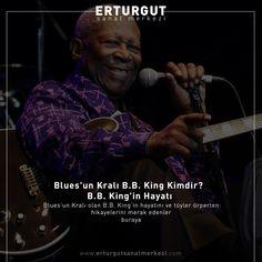 Blues'un Kralı olan B.B. King'in hayatını ve tüyler ürperten  hikayelerini merak edenler  buraya  https://www.erturgutsanatmerkezi.com/bluesun-krali-b-b-king-kimdir-b-b-kingin-hayati/