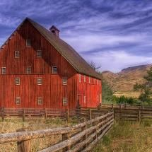 Red Barn from Pixdaus