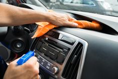 How to Super Clean Your Car's Interior Using Only Natural Ingredients