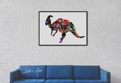 Parasaurolophus Dinosaur Gallery Wall, Frame, Home Decor, Picture Frame, Decoration Home, Room Decor, Frames, Home Interior Design, Home Decoration