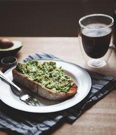 Avocado Toast -a Better Happier St. Sebastian