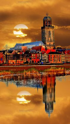 #Deventer, The #Netherlands