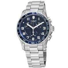 Swiss Army Men's V241652 'Chrono Classic' Dial Chronograph Swiss Quartz Watch