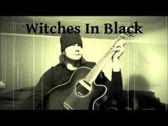 Ewan Dobson - Witches In Black (2016) 7 String