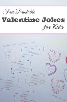 funny valentine knock knock jokes