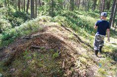 Salon rajalta muutama kilometri Koskelle tl päin sijaitsee muinaisen Ancylusjärven rantadyynit. http://www.naejakoe.fi/luontojaulkoilu/muinaisen-ancylusjarven-rantadyynit-koski-tl/