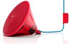 The beautiful JBL Spark Speaker