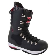 SALE - Burton Snowboard Boots Mens Black Leather - Was $329.95 - SAVE $181.00. BUY Now - ONLY $148.95