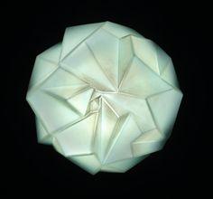 Ruba Rombic Pattern Ceiling Globe | Cleveland Museum of Art