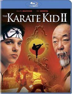 The Karate Kid, Part II [Blu-ray] SONY (COLUMBIA)