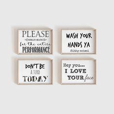 Funny bathroom artBathroom printsPRINTABLE artKids BathroomSet of wall decorBathroom PrintablesFunny wall artBathroomdecor Inspirational quotes Kids Bathroom Sets, Funny Bathroom Art, Funny Wall Art, Bathroom Prints, Bathroom Humor, Bathroom Wall Decor, Bathroom Ideas, Bathroom Posters, Bathroom Artwork