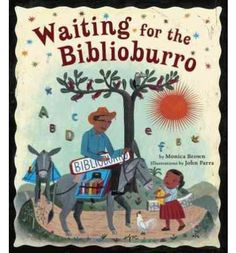 When a man brings to a remote village two burros, Alfa and Beto, loaded with books the children can borrow, Ana's excitement leads her to write a book of her own as she waits for the BibliBurro to return. Includes glossary of Spanish terms and a note on the true story of Columbia's BiblioBurro and mobile libraries in other countries.