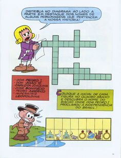 Coleção Você Sabia - Independência do Brasil - leiturinha III - Álbuns da web do Picasa
