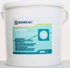 Zodiac Multichlor Tabletten a 250g 10 Kg 6 fach Wirkung im Pool
