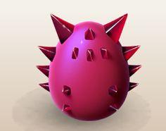 File:Prickly Dragon Egg.png