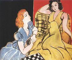 The Conversation, 1941 Henri Matisse