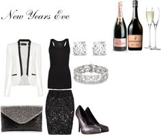 """New Years Eve #Outfit"" by gucci80 on Polyvore"
