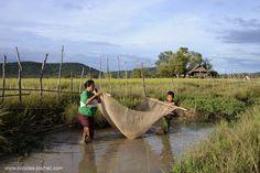 Fishing in Si Phan Don | Flickr - Photo Sharing!