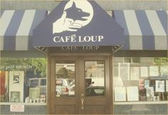 Menus for Cafe Loup - 13th St and 6th Ave