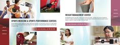 Healthcare marketing brochure created for the Wellness Center of Thibodaux Regional to promote and advertise the various medical services located in the new center including Imaging & Diagnostics, Aquatics Center, Fitness Center, Cardiac Rehabilitation Center, Pain Center, Rehabilitation Center, Spine Center, Sports Medicine Center and others. (6/7)