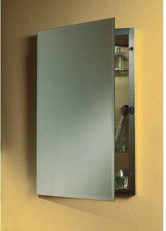 Elegant 16 X 26 Recessed Medicine Cabinet