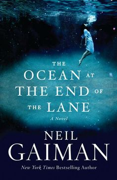 THE OCEAN AT THE END OF THE LANE by Neil Gaiman: an Amazon Top Twenty pick, a National Public Radio Staff Pick, TIME Magazine Top 10 Fiction pick, and a Kirkus Fiction Top 100.