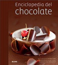 Enciclopedia del Chocolate - Frederic Bau