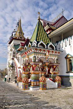 Кремль в Измайлово   Flickr - Photo Sharing!