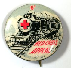 International Red Cross, Cross Pictures, American Red Cross, Locomotive, Badges, Charity, Advertising, Australia, Buttons