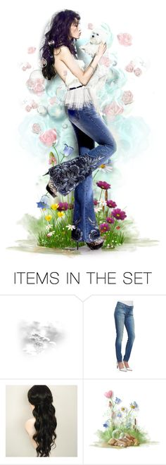 """Senza titolo #465"" by evakaty ❤ liked on Polyvore featuring art"