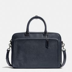The City Brief In Saffiano Leather from Coach