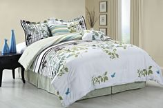 Florence bedding by Duck River Textile