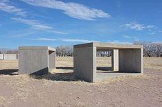 The Chinati Foundation, Marfa, Texas Marfa Texas, Land Art, Beautiful Images, Book Art, Sculpture, Outdoor Decor, Artist, Instagram Posts, Foundation