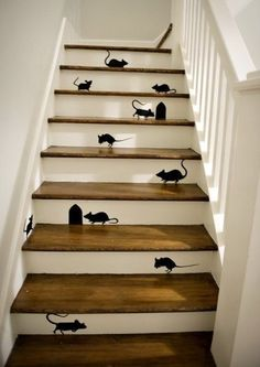 Staircase Painting Ideas - mices