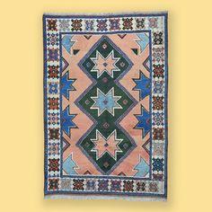 Amazing Kazak Design - Pure Wool