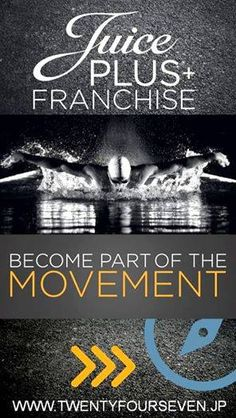 Juice Plus Franchise, Learn more here.http://www.juiceplusvirtualfranchise.ca