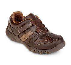 Okie Dokie® Benton  Boys Slip-On Shoes - Toddler