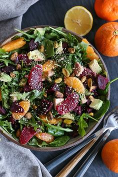 Fresh, vibrant winter roasted beet salad with citrus, pistachios, hemp seeds, and avocado. This vitamin-packed salad will leave you feeling energized and glowy. How has the first month of 2018 been…